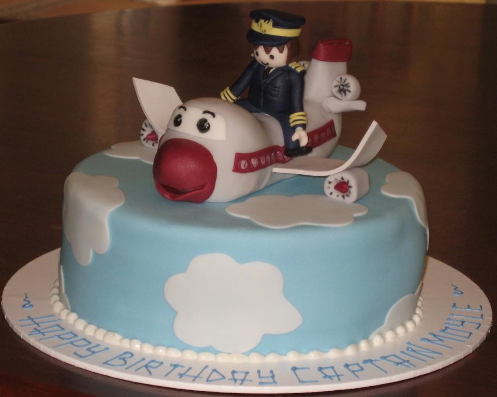 Aircraft Cake Decorations