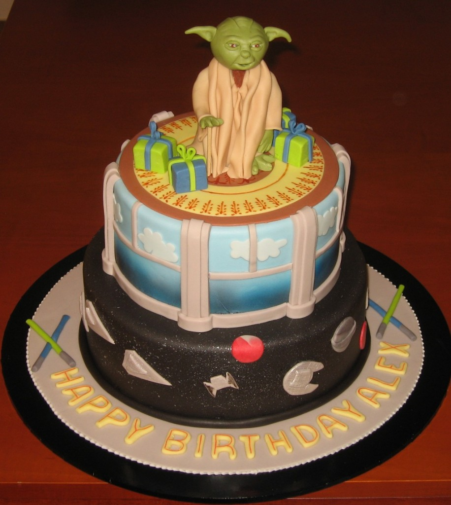 Ideas For A Birthday Cake Decoration