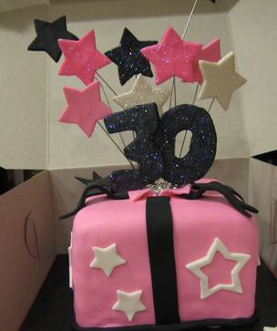 30th Birthday Cakes Decoration Ideas Little Birthday Cakes